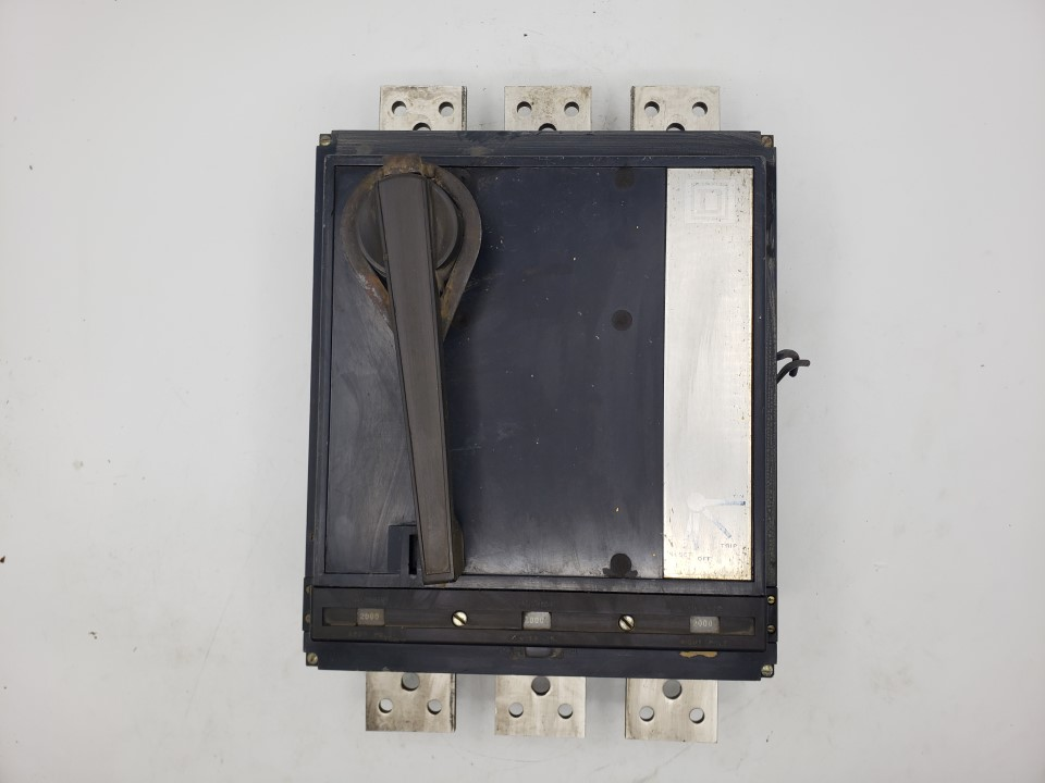 Square D 2000 Amp 600 Volt PAF362000 Molded Case Breaker