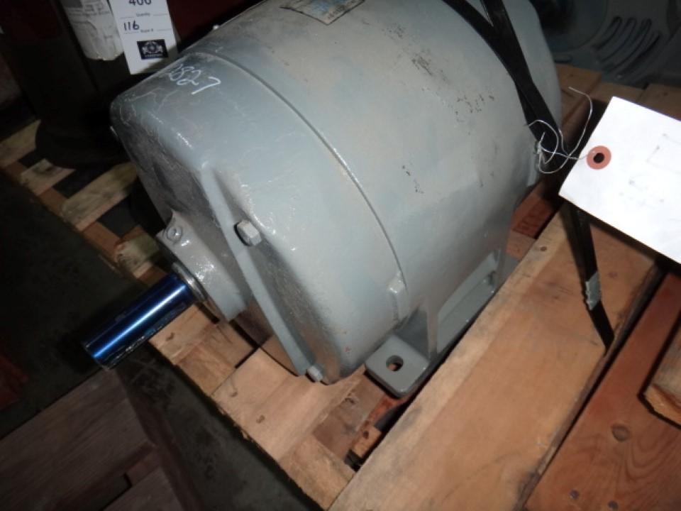 Ge 2 Hp 1200 Rpm Motor Transamerican Equipment Company