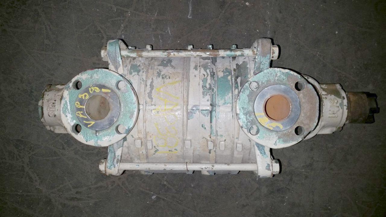 Sihi Lpha 3708 Vacuum Pump Transamerican Equipment Company