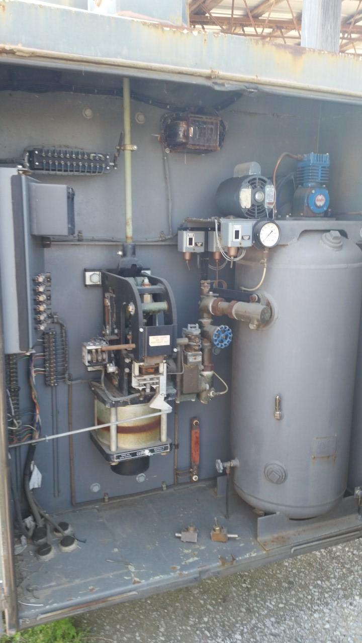 Westinghouse Type 144g 1500 15kv 3000 Amp Oil Outdoor